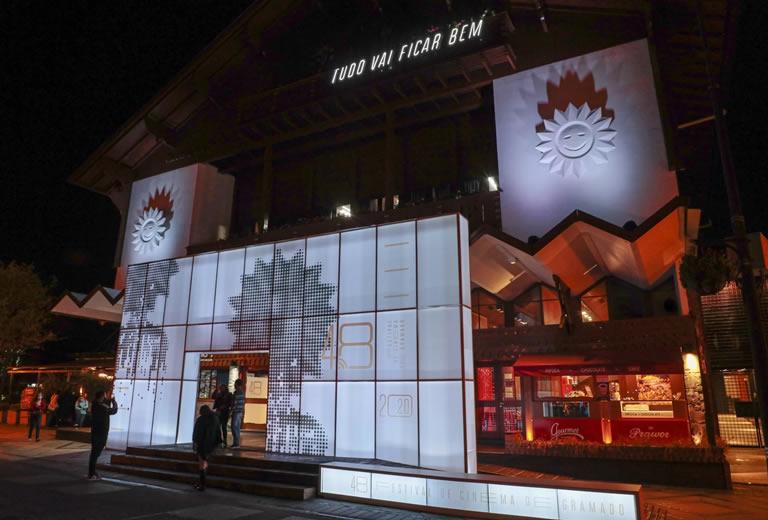 Inscrições abertas para o 49º Festival de Cinema de Gramado